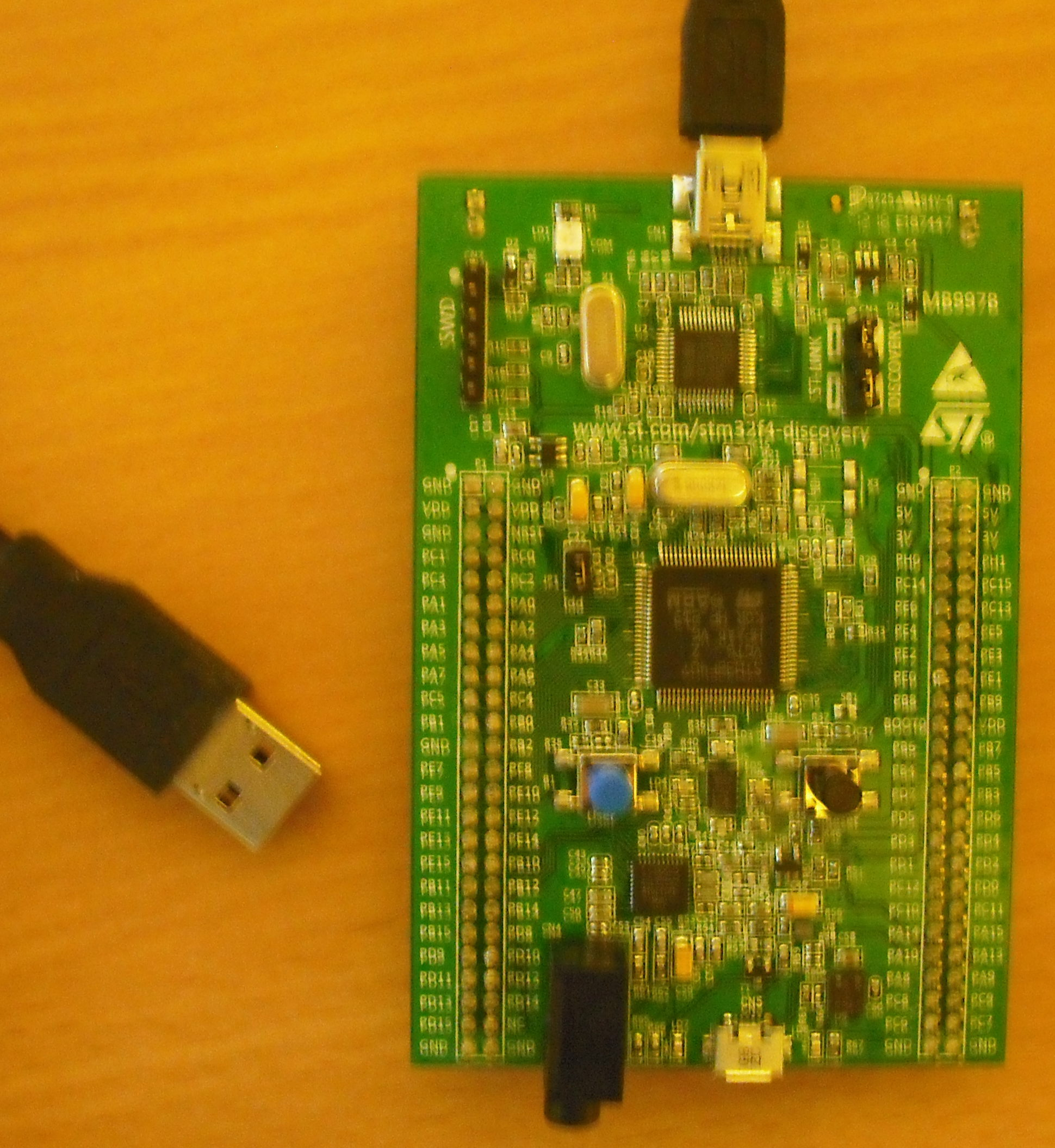 STM32F4 Discovery | TecSploit